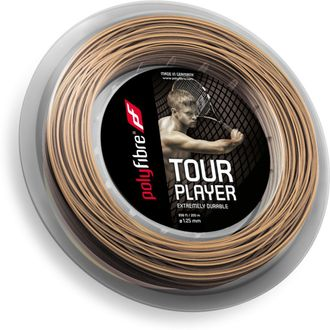 Polyfibre Tour Player 1.25mm Tennis String - 200 m