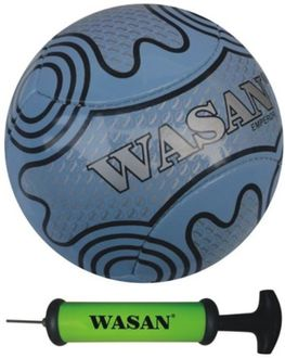 Wasan Emperor Football With Free Pump (Size 5)