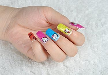 Ruby Nail Art Stickers-18