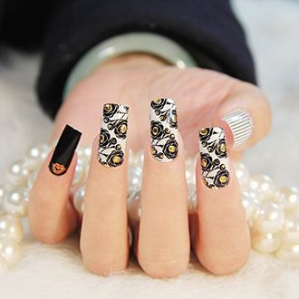 Ruby Nail Art Stickers-45