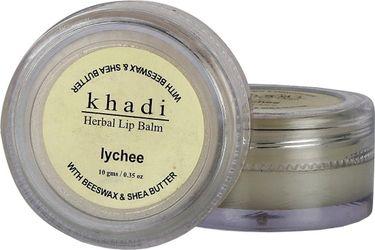 Khadi Lychee Lip Balm