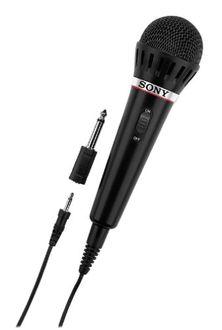 Sony F-V120 Karaoke MIC (Black)