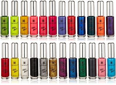 SHANY Cosmetics Nail Art (Set of 24)