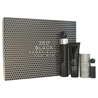 Perry Ellis 360 Black Gift Set