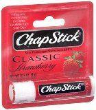 Chapstick Lip Balm (Strawberry)
