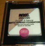 N.Y.C. Smooth And Natural Matte Powder Bronzer (Sun Glow)