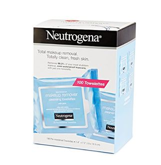 Neutrogena Make Up Removing Cleansing Towelettes (Wipes 100)