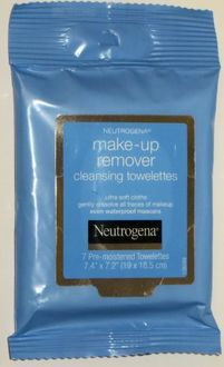 Neutrogena Make-Up Remover Cleansing (Towelettes 7) (Set of 6)