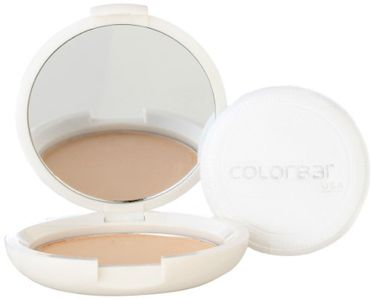 Colorbar  Radiant White UV Compact Powder (Just Beige)