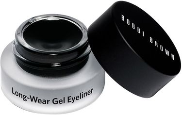 Bobbi Brown Long-Wear Gel Eye Liner (Black)