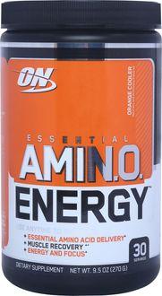 Optimum Nutrition Amino Energy (270g, Orange Cooler)