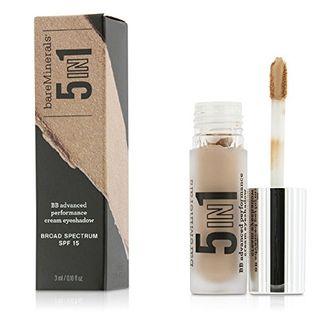 Bare Escentuals BareMinerals 5 In 1 BB Advanced Performance Cream Eyeshadow Primer SPF 15 (Blushing Pink)