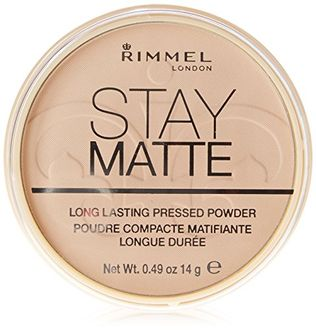 Rimmel London Stay Matte Pressed Powder (Sandstorm)