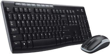 Logitech MK260 Combo Wireless Keyboard