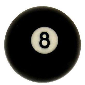 Iszy Billiards No.8 Billiard Replacement Ball