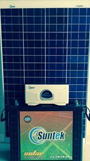 Suntek Energy 2 KVA Metal Solar PCU