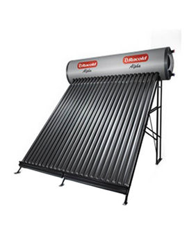 Racold Alpha Solar 500 Lpd Water Heater