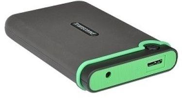 Transcend StoreJet 25M3 2.5 Inch USB 3.0 500 GB External Hard Disk