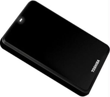 Toshiba Canvio Basics 1 TB External Hard Disk