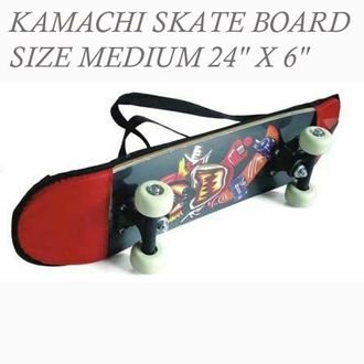 Kamachi  Junior Skateboard (Size 24 X 6 In)