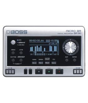 Boss Micro BR BR-80 Digital Voice Recorder