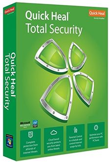 Quick Heal Total Security 2016 10 PCs 3 Years
