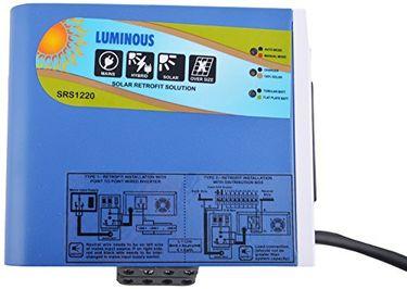 Luminous AS06 12V/20A Solar Retrofit Solution UPS