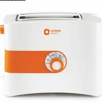 Orient Electric PT2S05P 2 Slice Pop-up Toaster