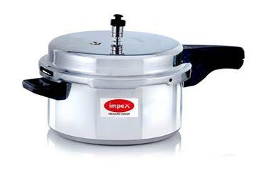 Impex NORMA 5 Aluminium 5 L Pressure Cooker (Outer Lid)