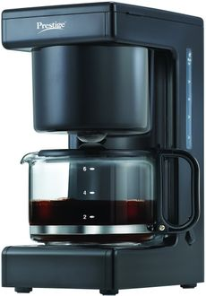 Prestige PCMD 1.0  4 Cups Coffee Maker