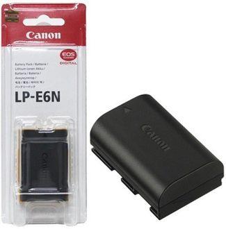 Canon LP-E6N Li-ion  Rechargeable Battery