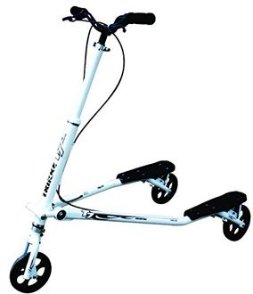 Trikke T7 CF 3 Wheel Scooter