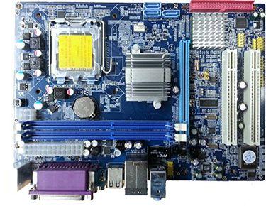 Zebronics Intel G41 (LGA775) Motherboard