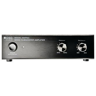 OSD Audio SMP60 100W Subwoofer Amplifier