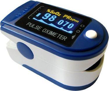 LotFancy Fingertip Pulse Oximeter