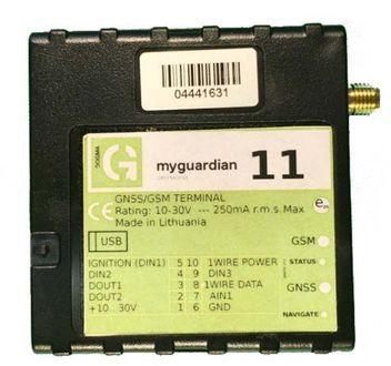 Dogma MyGuardian FM1100 GPRS Tracker