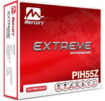 Mercury Extreme PIH55Z Motherboard
