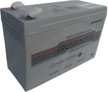 Amaron 12V 007 AH SMF Battery for UPS