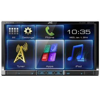 JVC KW-V50BT Multimedia DVD Player