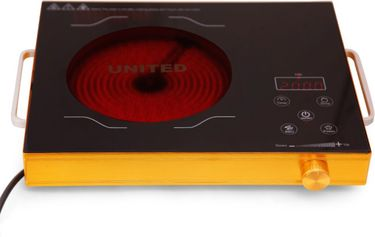 United DT555 2000W Radiant Induction Cooktop