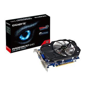 Gigabyte AMD Radeon R7 240 (GV-R724OC-2GI (REV. 2.1)) 2GB DDR3 Graphic Card
