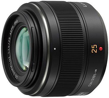 Panasonic Lumix H-X025 G Micro 4/3 Leica DG Summilux 25mm/F1.4 Lens