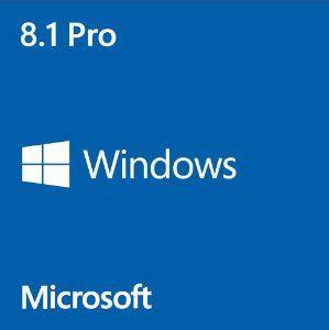 Microsoft Windows 8.1 Pro 64 Bit OEM