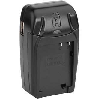 Watson Compact AC/DC Battery Charger (For DMW-BLC12/BP-DC12/BP-51)