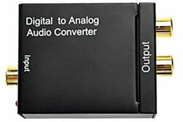 Gadget Hero's Digital to Analog Media Streaming Device