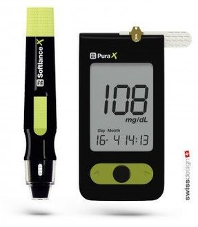 My life Pura X Blood Glucose Monitoring System