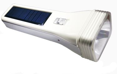 Tuscan Long Range Solar Rechargeable Torch Light