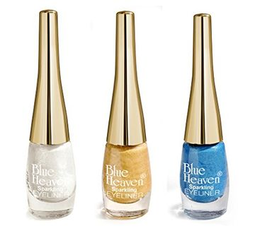 Blue Heaven Sparkeling Eye Liner (01, 02, 09) (Set of 3)