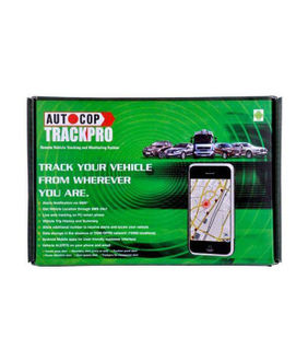 AutoCop TP-1000 GPS Tracker System