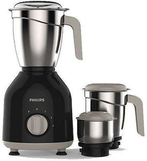 Philips HL 7756 750W Mixer Grinder (3 Jars)